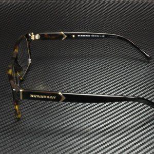Burberry Havana Mens 55mm Eyeglasses! Brand new